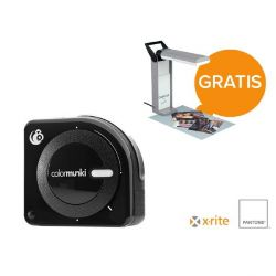 X-Rite ColorMunki Photo + Gratis GrafiLite, Box Bild0