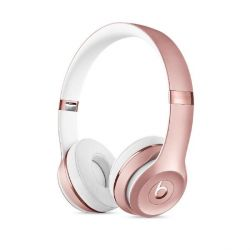 Beats Solo3 Wireless On-Ear Kopfhörer roségold Bild0