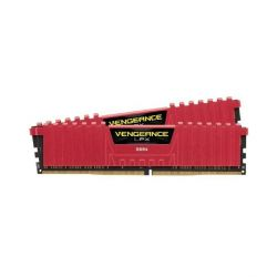 32GB (2x16GB) Corsair Vengeance LPX Rot DDR4-3000 RAM CL15 (15-17-17-35) Kit Bild0