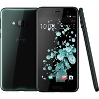 HTC U Play brilliant black Android Smartphone