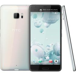 HTC U Ultra ice white Android Smartphone Bild0