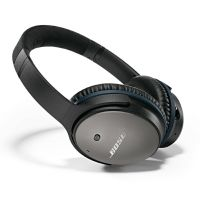 .BOSE Quietcomfort 25 Over Ear Acoustic Noise Cancelling Kopfhörer Schwarz (IOS)