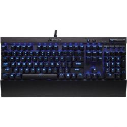 Corsair Gaming K70 LUX Blue LED mechanische Tastatur Cherry MX Red Bild0