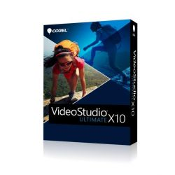 Corel VideoStudio ULTIMATE X10 Box Bild0