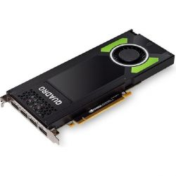 PNY NVIDIA Quadro P4000 8GB PCIe 3.0 Workstation Grafikkarte 4x DP Bild0