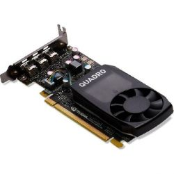 PNY NVIDIA Quadro P400 2GB PCIe 3.0 Workstation Grafikkarte 3x Mini-DP/DVI Bild0