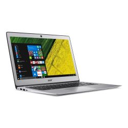 Acer Swift 3 SF314-51-77W2 Notebook silber i7-7500U SSD matt Full HD Windows 10 Bild0