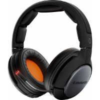 SteelSeries Siberia 840 kabelloses Gaming Headset schwarz