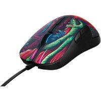 SteelSeries Rival 300 Gaming Maus CS:GO Hyper Beast Edition
