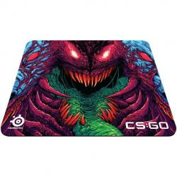 SteelSeries QCK+ Mousepad CS:GO Hyperbeast Edition Bild0