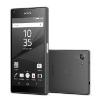 Sony Xperia Z5 compact black Android Smartphone