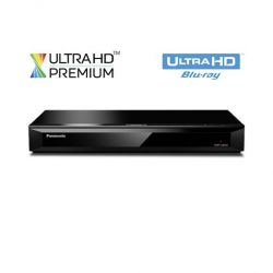 Panasonic DMP-UB404EGK Ultra HD 4K Blu-ray Player Bild0
