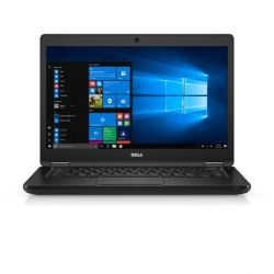 DELL Latitude 5580 Business Notebook - i5-7200U Windows 10 Professional Bild0