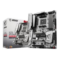 MSI X370 XPOWER Gaming Titanium SATA600/R/M.2/USB3.1 ATX Mainboard Sockel AM4
