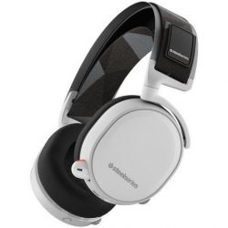 SteelSeries Arctis 7 kabelloses 7.1 Gaming Headset weiß Bild0