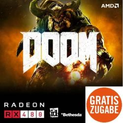 "AMD Aktion ""DOOM"" zu AMD RX 480 Grafikkarten/ PC Systemen  Bild0"