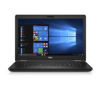 DELL Latitude 5580 Notebook - i5-7440HQ SSD Full HD Windows 10 Professional