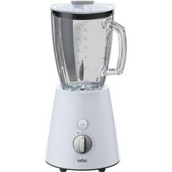 Braun JB 3060 Tribute Collection Standmixer weiß / silber Bild0