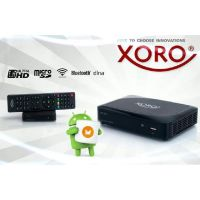 Xoro HST 260 T2/C DVB-C/T2 IP-Box Mediaplayer 8GB Flash, 2GB RAM, Android 6