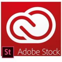 Adobe VIP Creative Cloud for Teams inkl. Stock Lizenz (10-49)(12M)