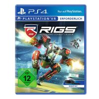 RIGs Mechanized Combat League VR - PS4