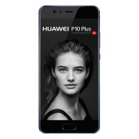 HUAWEI P10 Plus dazzling blue Android 7.0 Smartphone mit Leica Dual-Kamera