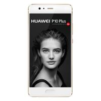 HUAWEI P10 Plus shimmer gold Android 7.0 Smartphone mit Leica Dual-Kamera