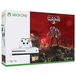 Microsoft Xbox One S Konsole 1TB Halo Wars 2 Ultimate Edition Bild0
