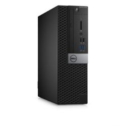 DELL OptiPlex 5050 SFF PC I5-7500 8GB 128GB SSD Windows 10 Professional Bild0