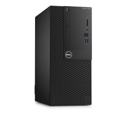 DELL OptiPlex 3050 MT i5-7500 8GB 256GB DVD-RW Windows Windows 10 Professional Bild0