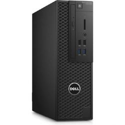 DELL Precision T3420 Workstation E3-1245 16GB 256GB SSD Firepro W4100 Windows 7P Bild0