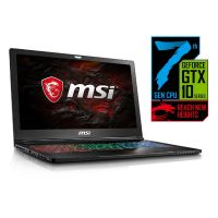 MSI GS63 7RE-011 Stealth Pro i7-7700HQ HDD+SSD Full HD GTX 1050 Ti Windows 10