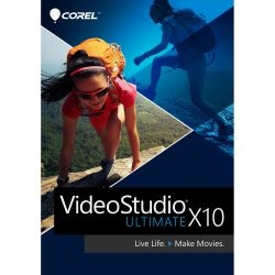 Corel VideoStudio ULTIMATE X10 ESD Bild0