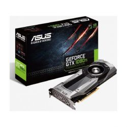 Asus GeForce GTX 1080Ti Founders Edition 11 GB GDDR5X Grafikkarte 3xDP/HDMI Bild0