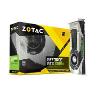 Zotac GeForce GTX 1080Ti Founders Edition 11 GB GDDR5X Grafikkarte 3xDP/HDMI