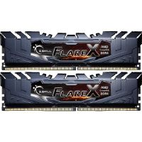 16GB (2x8GB) G.Skill Flare X Black DDR4-3200 CL14 (14-14-14-34) DIMM RAM Kit