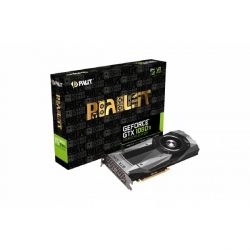 Palit GeForce GTX 1080Ti Founders Edition 11GB GDDR5X Grafikkarte HDMI/3xDP  Bild0
