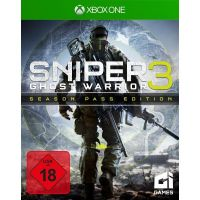 Sniper Ghost Warrior 3 Limited Edition - Xbox One FSK18