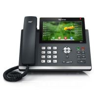 *Yealink SIP-T48G VoIP Telefon SIP, SIP v2 Skype for Business Edition