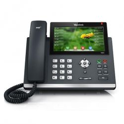 *Yealink SIP-T48G VoIP Telefon SIP, SIP v2 Skype for Business Edition Bild0