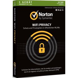 Symantec Norton WIFI Privacy, 1 User 1 Gerät 1 Jahr, Box Bild0