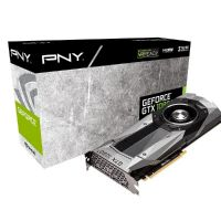 PNY GeForce GTX 1080Ti Founders Edition 11 GB GDDR5X Grafikkarte HDMI/3x DP