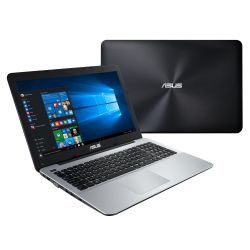 Asus F555UA-XX067T Notebook mit neuem i5-6200U 8GB/1TB HDD HD5500 Windows 10 Bild0