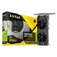 Zotac GeForce GTX 1050Ti Low Profile Edition 4GB GDDR5 Grafikkarte DVI/HDMI/DP