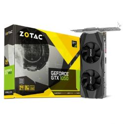 Zotac GeForce GTX 1050 Low Profile Edition 2GB GDDR5 Grafikkarte DVI/HDMI/DP Bild0