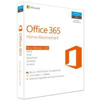 Microsoft Office 365 Home (1 Benutzer/ 5 PC/ 1 Jahr) + F-Secure Anti-Virusv