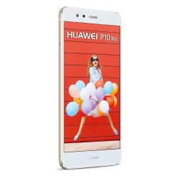HUAWEI P10 lite pearl white Android 7.0 Smartphone Bild0