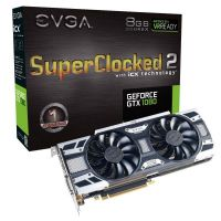 EVGA GeForce GTX 1080 SC2 Gaming 11GB GDDR5X Grafikkarte DVI/HDMI/3xDP
