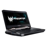 Acer Predator 21 X Notebook i7-7820HK SSD RAID matt WFHD GTX1080 SLI Windows 10
