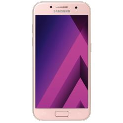 Samsung GALAXY A3 (2017) A320F peach-cloud Android Smartphone Bild0